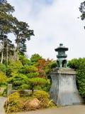 San Fransisco japończyka ogród Zdjęcie Royalty Free