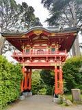 San Fransisco Japoński Herbaciany ogród Zdjęcia Stock