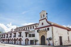 San Fransisco klasztor w Cartagena De Indias Fotografia Royalty Free