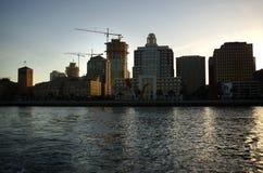 San Fransisco pejzaż miejski zdjęcie stock