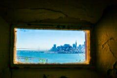San Fransisco pejzaż miejski obrazy stock