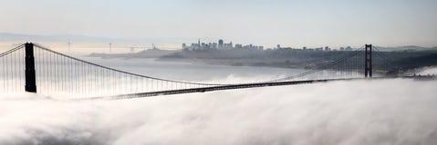 San Fransisco Skyline Fotografía de archivo