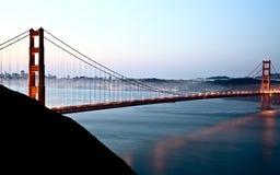 San Fransisco Skyline Foto de archivo libre de regalías