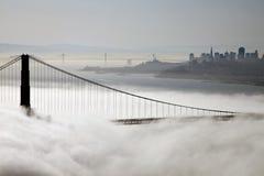 San Fransisco Skyline Stock Photo