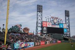 San Fransisco AT&T Parkuje Fotografia Stock