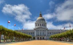 San Fransisco urząd miasta Zdjęcie Royalty Free