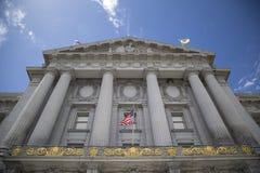 San Fransisco urzędu miasta wierzchołek Zdjęcie Royalty Free