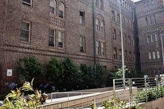 San Fransisco Zuckerberg szpital ogólny i urazu traktowania centrum, 8 zdjęcia royalty free