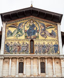 San Frediano cathedral Stock Images