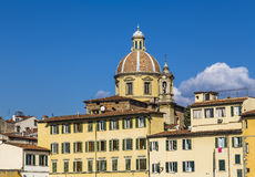 San Frediano in Cestello Stock Photography
