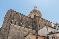 San Frediano in Cestello church in Florence, Italy. Royalty Free Stock Photo