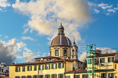 San Frediano in Cestello church in Florence Royalty Free Stock Photos
