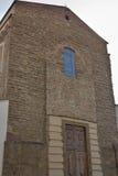 San Frediano in Cestello facade. Florence Stock Photography