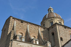 San Frediano in Cestello. Florence Royalty Free Stock Photography