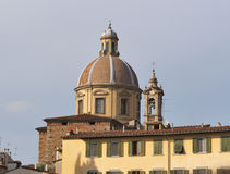 San Frediano in Cestello. Florence Royalty Free Stock Image