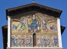 San Frediano Church Stock Photo