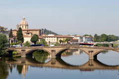 San Frediano church Royalty Free Stock Image