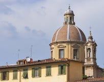 San Frediano i Cestello Florence Arkivfoto