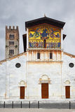 San Frediano in Lucca Royalty Free Stock Photo