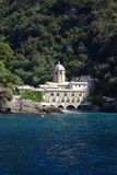 San Fruttuoso Royalty Free Stock Photography