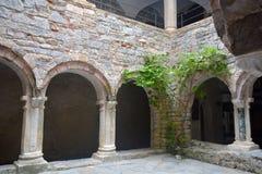San Fruttuoso, Ligurien, Italien Lizenzfreie Stockfotos