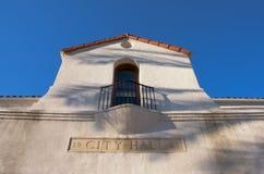 San Gabriel City Hall Stock Photos