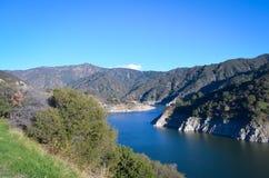 San Gabriel Dam Stock Photos