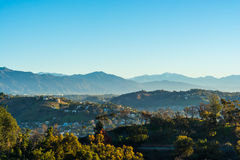 San Gabriel Mountains 4 Stock Photography