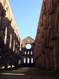 San Galgano Photos stock