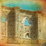 San Galgano Imagen de archivo libre de regalías