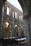 San Galgano Imagenes de archivo