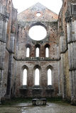 San Galgano Abbey Royalty Free Stock Photo