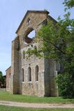 San Galgano abbey Royalty Free Stock Photos