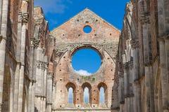 San Galgano Abbey Stock Photos