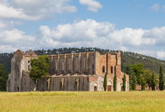 San Galgano Abbey Stock Photos