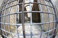 San Galgano Abbey, Tuscany, Italy Stock Images