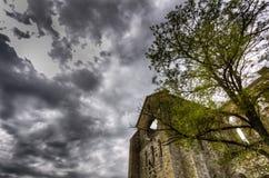 San Galgano church Royalty Free Stock Photo