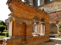 San Galgano, Italie Images stock