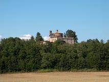 San Galgano, Italien Stockbild