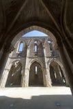 San Galgano (Siena, Toskana, Italien) Lizenzfreies Stockfoto