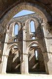 San Galgano (Siena, Toskana, Italien) Lizenzfreies Stockbild