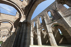 San Galgano (Siena, Tuscany, Italy) Stock Photos