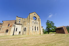 San Galgano (Siena, Tuscany, Italy) Stock Photo