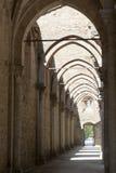 San Galgano (Siena, Tuscany, Italy) Stock Image