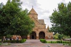 San Gayane Church Etchmiadzin Vagharshapat immagine stock