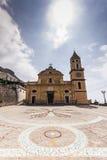 San Gennaro Church in Praiano Royalty Free Stock Photography