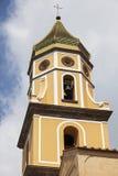 San Gennaro Church in Praiano Royalty Free Stock Photos