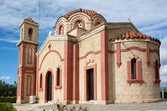 San George Church in Pafo, Cipro fotografie stock libere da diritti