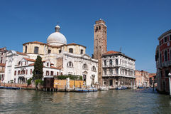 San Geremia is a church in Venice. Italy Royalty Free Stock Photos