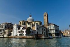 San Geremia dans Venise Photos libres de droits
